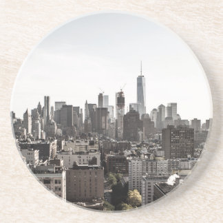 Manhattan Drink Coasters