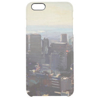 Manhattan from the Rockefeller Building 2012 Clear iPhone 6 Plus Case