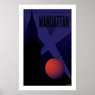 Manhattan (Large Poster) Poster