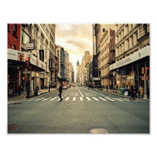 Manhattan Moments Photo Print