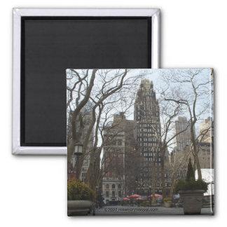 Manhattan Morning II Magnet