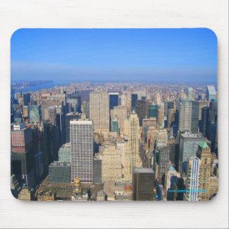 Manhattan New York City mousepad