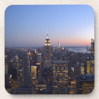 Manhattan New York Drink Coasters