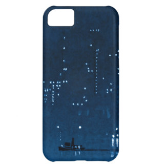 Manhattan Night Lights 1921 iPhone 5C Case