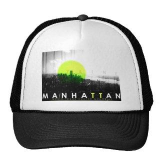 Manhattan Skyline Hats