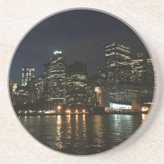 Manhattan Skyline Coasters