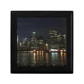 Manhattan Skyline Gift Box