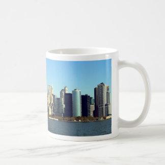 Manhattan Skyline Mug