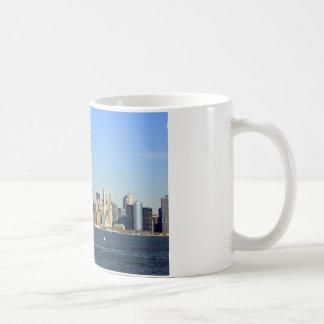 Manhattan Skyline New York City Mug