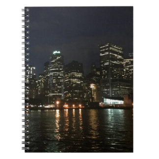 Manhattan Skyline Notebooks