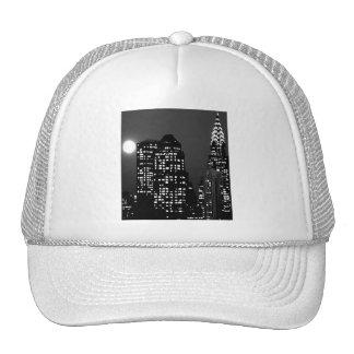 Manhattan Skylines Trucker Hats