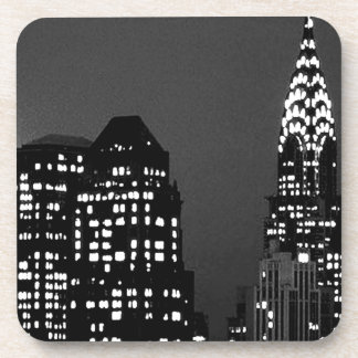Manhattan Skylines Drink Coaster