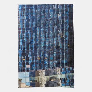 Manhattan Windows Tea Towel