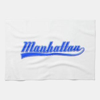 Manhattan With Swash Tea Towel