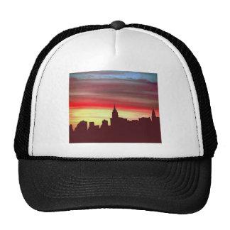 Manhatten Memories Mesh Hats