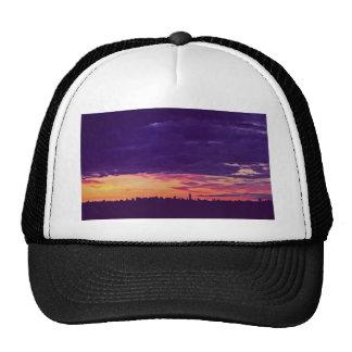 Manhatten Morn Cap
