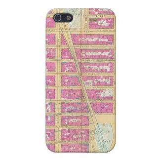 Manhatten, New York 12 iPhone 5 Cases
