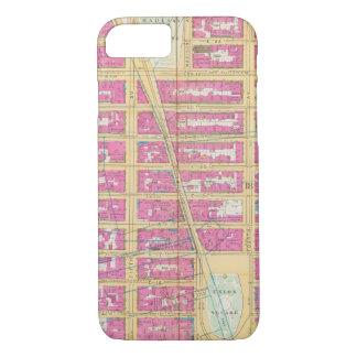 Manhatten, New York 12 iPhone 7 Case