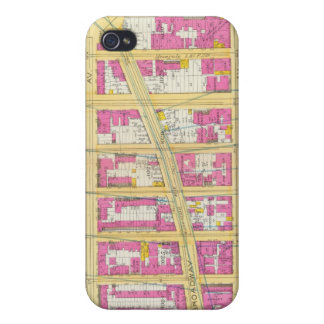 Manhatten, New York 18 iPhone 4/4S Cases