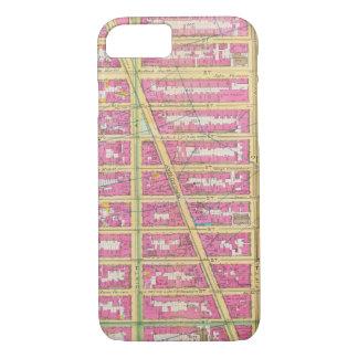Manhatten, New York 7 iPhone 7 Case