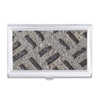 Manhole Cover Business Card Holder