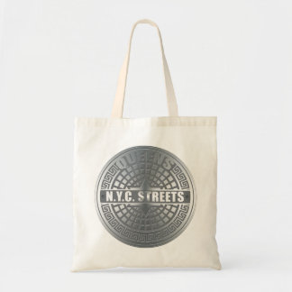 Manhole Covers Queens Bag