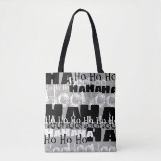 Maniacal Laughter Tote Bag