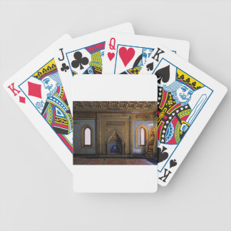 Manial Palace Mosque Cairo Bicycle Playing Cards
