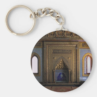 Manial Palace Mosque Cairo Key Ring