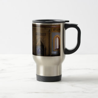 Manial Palace Mosque Cairo Travel Mug