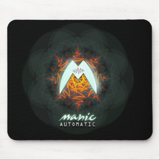 Manic Logo Mouse Pad