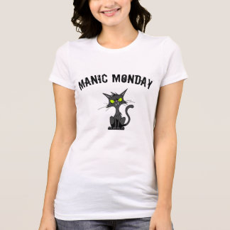 Manic Monday - Womens T-Shirt