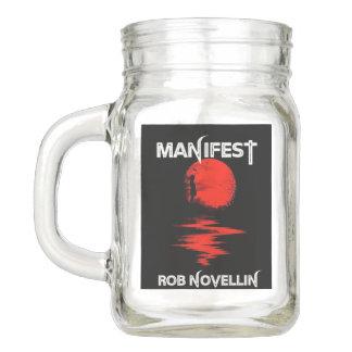 Manifest Mason Jar Cup