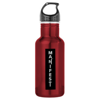Manifest Water Bottle