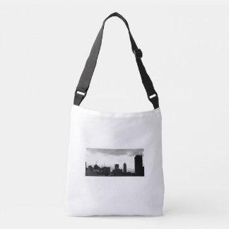 Manila City Sky Line Crossbody Bag