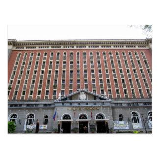 manila palacio postcard
