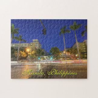 Manila, Philippines puzzle