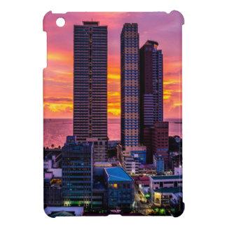 Manila Philippines Skyline iPad Mini Case