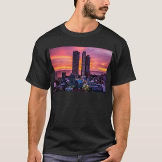 Manila Philippines Skyline T-Shirt