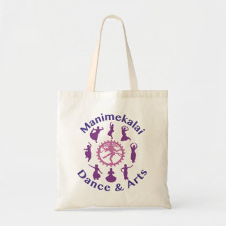 Manimekalai Dance & Arts Light Tote Bag