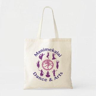 Manimekalai Dance & Arts Tote Bag