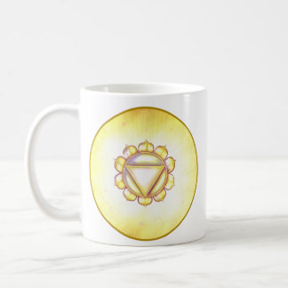 Manipura. Chakra of I can cup