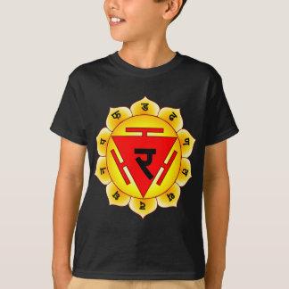Manipura The Solar Plexus Chakra T Shirt
