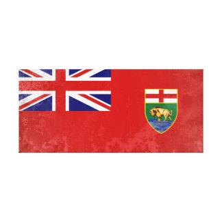 Manitoba Canvas Print