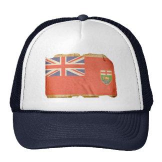 MANITOBA MESH HAT