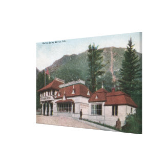 Manitou Springs, CO 3 Stretched Canvas Prints