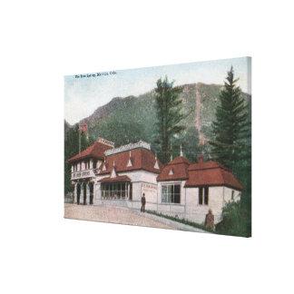 Manitou Springs, CO 3 Canvas Print