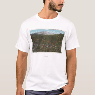Manitou Springs, CO - The Spa of the Rockies T-Shirt
