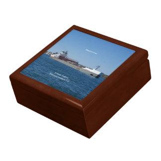 Manitowoc keepsake box