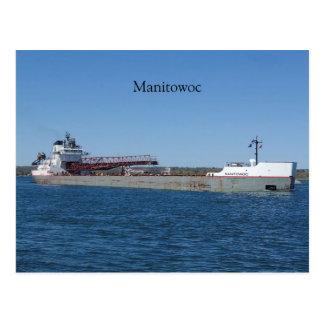 Manitowoc post card